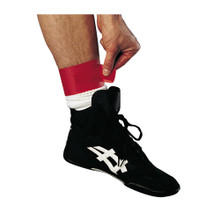 Ankle Bands 4-Set Red/Green