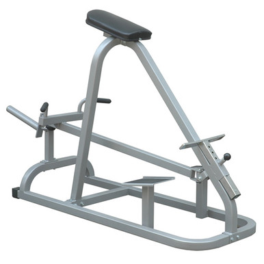 Plate Loaded Incline Rower