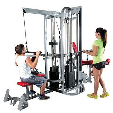 Champion Barbell 4-Way Multi-Station