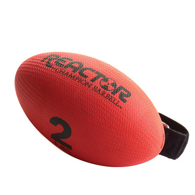 Football Shaped Hand-Held Weight - 2 lbs.