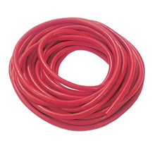 25 Ft Bulk Tubing MEDIUM-RED
