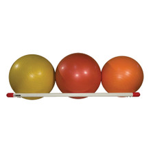 Stability Ball Wall Rack
