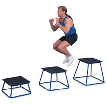 Plyometric Platforms - 7pc Full Set