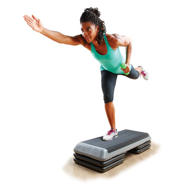 The Step® Aerobic Stepper