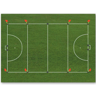 Field Hockey Marking Set