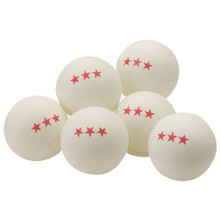GameCraft® 3-Star Tournament Ping-Pong Balls