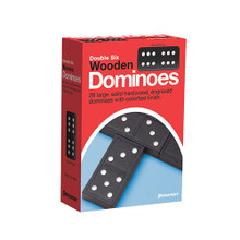 Double-Six Dominoes