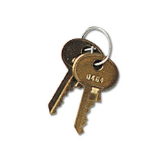 Master Lock Control Keys - Specify Keyway