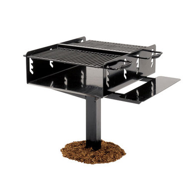 Bi-Level Grill (1008 Sq. Inch) Surf. Mnt