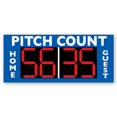 BSN SPORTS Baseball Pitch Counter - Stand Alone