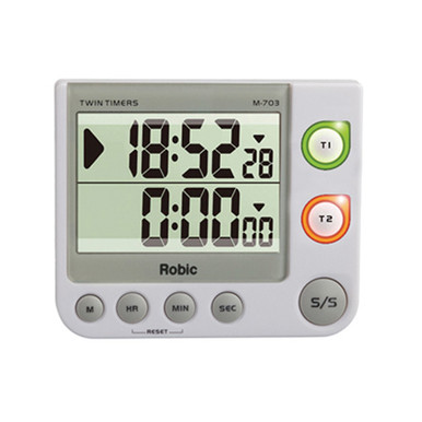 Robic Twin Timer