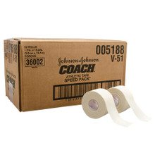 Johnson and Johnson Athletic Tape