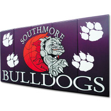 Wall Pads w/Graphics 2' x 6' x 2''