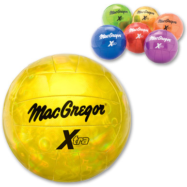Color My Class Xtra Volleyballs