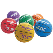 MacGregor Lil' Champ 22 in. Mini Indoor/Outdoor Basketball Set