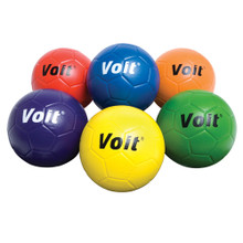 Voit Tuff-Coated Foam Soccer Ball