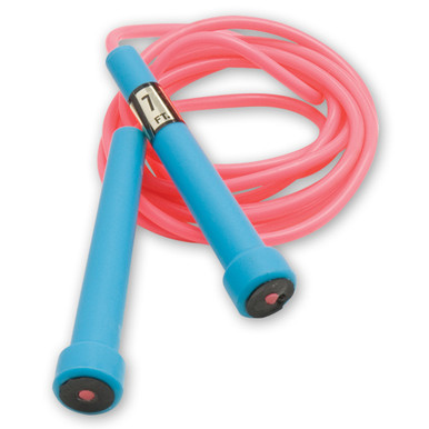 Neon Speed Rope - 7' Pink