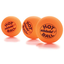 Orange No-Bounce Hotball