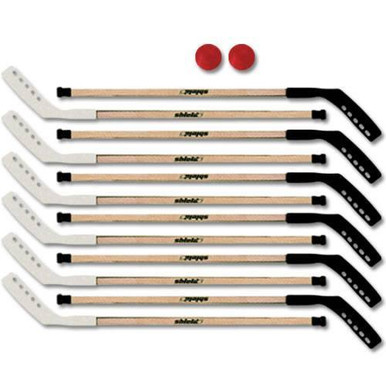 #730 Aluminum Hockey School Set