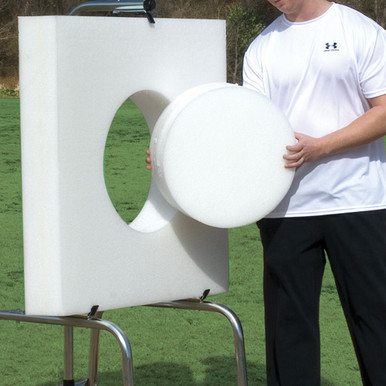 "36"" Square Ethafoam Target With Replaceable Core"