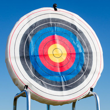 "36"" Round Ethafoam Target With Replaceable Core"