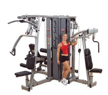 DUAL LEG/CALF STATION, DGYM NO STACK