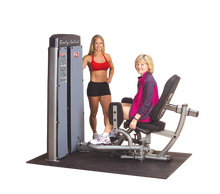 DUAL INNER OUTER THIGH MACHINE, FREESTANDING, 210LB STACK