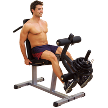 Leg Extension and Prone Leg Curl Machine