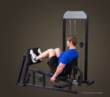 PRO SELECT LEG PRESS, 210LB STACK