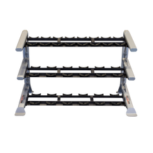 PCL SDKR 3 Tier Saddle Dumbell Rack