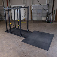 Rubber Platform Mat for SPR1000