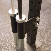 BAR HOLDER (Vertical) Hex or SPR1000