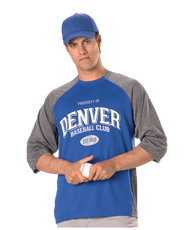 ALLESON ADULT BASEBALL GAME OR TRAINING JERSEY