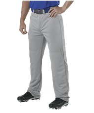 ALLESON ADULT ADJUSTABLE INSEAM BASEBALL PANT
