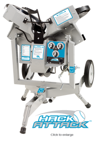 Softball Hack Attack Pitching Machine