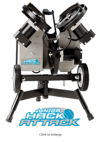 Softball Junior Hack Attack Pitching Machine