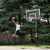 """Spalding 60"""" In-ground Glass Basketball System In-Ground System"""