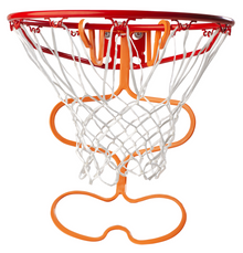 Spalding Back-Atcha Ball Return, Orange