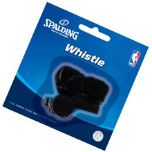 Spalding Plastic Whistle