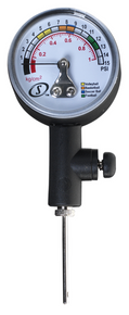 Spalding Analog Ball Pressure Gauge