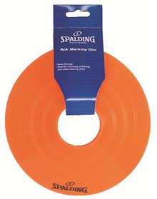 Spalding 4 PK Orange Disks