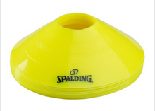 Spalding 10 Pack Orange Discs