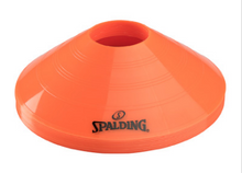 Spalding 10 Pack Orange Training Discs