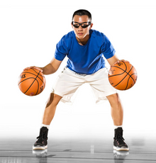 Spalding Dribble Goggles Training Aid - 4 pack