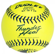Spalding Dudley USSSA Thunder Heat Fast Pitch Softball per dozen