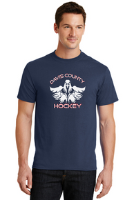 Men's Core Blend Tee - Navy