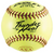 Dudley ASA Thunder Heat Fast Pitch Leather 12-Inch Soft Ball - per dozen