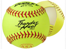 "Dudley ASA Thunder Heat 11"" - Leather Cover - per dozen"