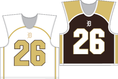 Reversible Game Jersey **REQUIRED FOR INCOMING PLAYERS**