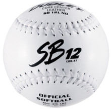 Spalding/Dudley NON-ASSOCIATION SB 12L SLOWPITCH SOFTBALL - per dozen